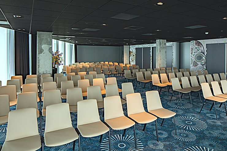 """Wasabi and Cumin **Meeting rooms """"Wasabi"""" and """"Cumin"""" can be combined into one larger meeting Space. This room is ideal and a perfect location for different types of business meetings or events. The room is equipped w"""