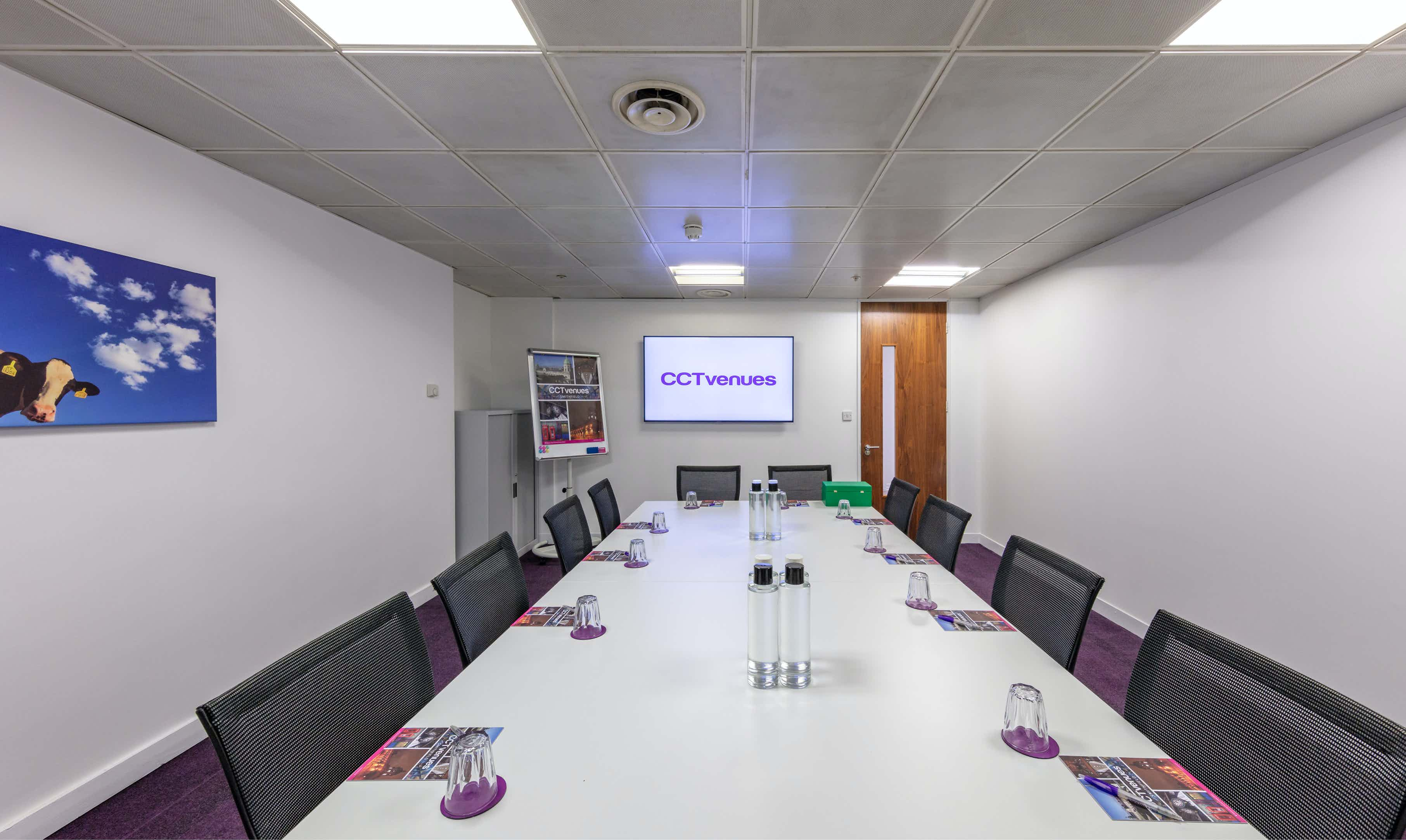 Meeting Room 1, CCT Venues, Smithfield