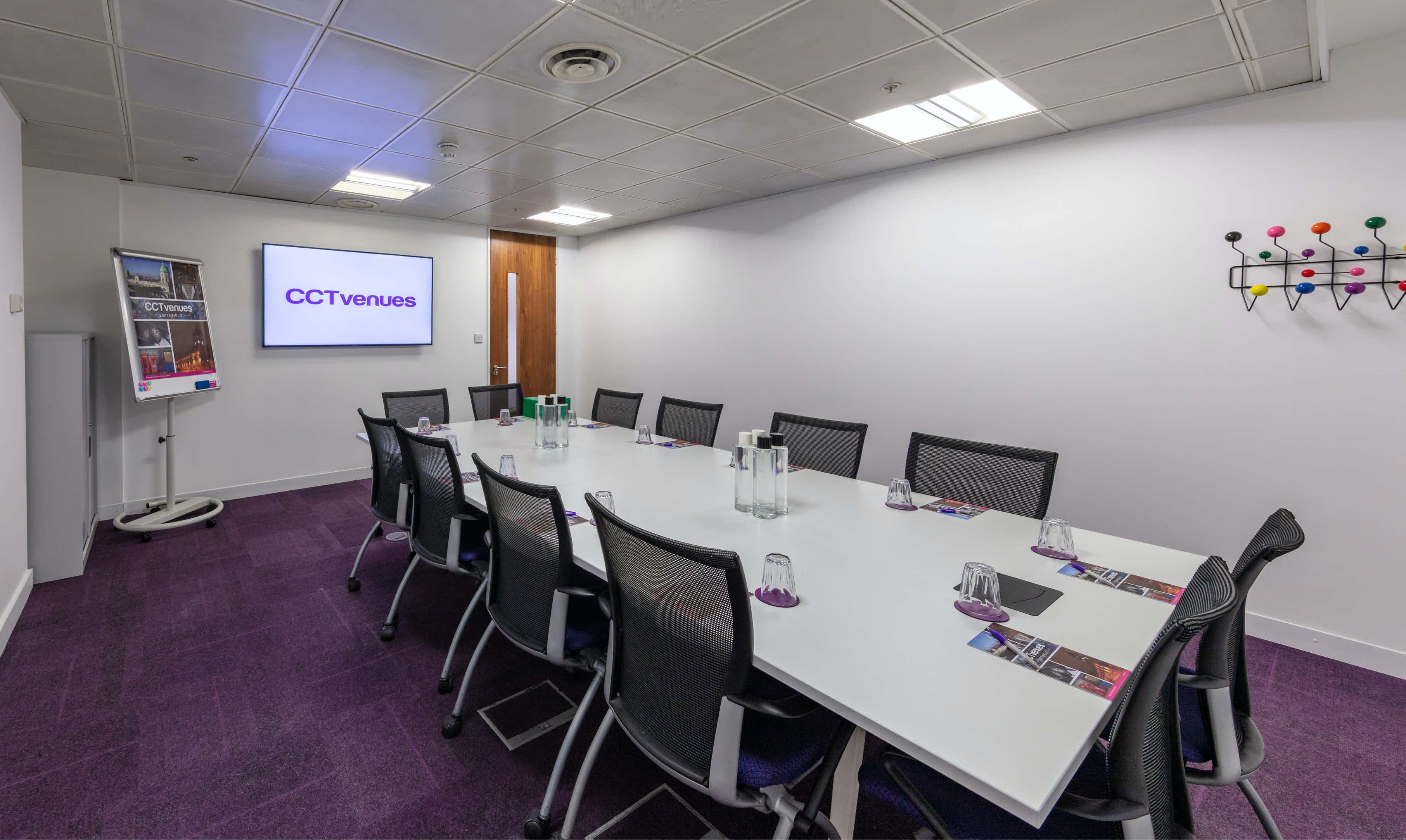 Meeting Room 2, CCT Venues, Smithfield