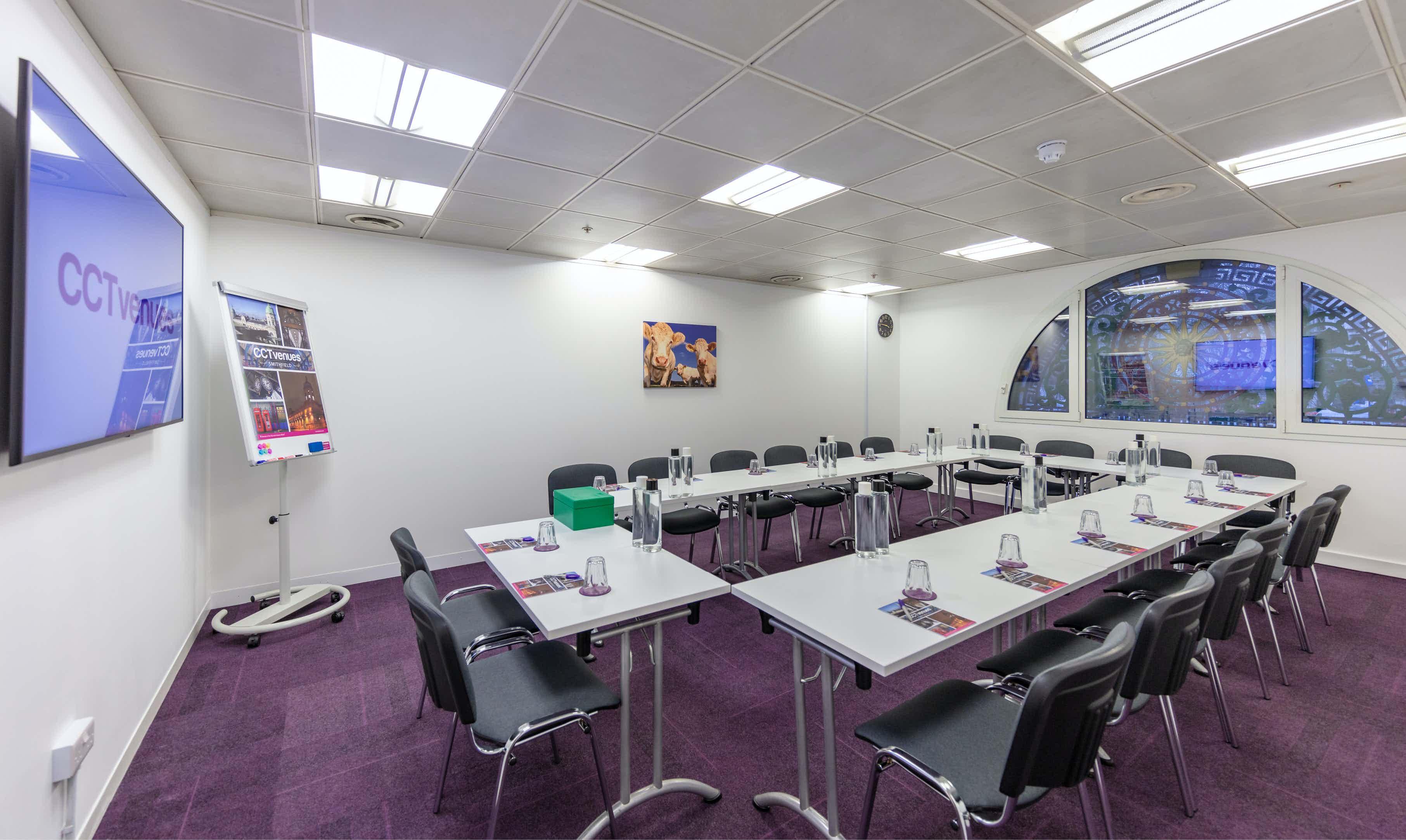 Meeting Room 3, CCT Venues, Smithfield