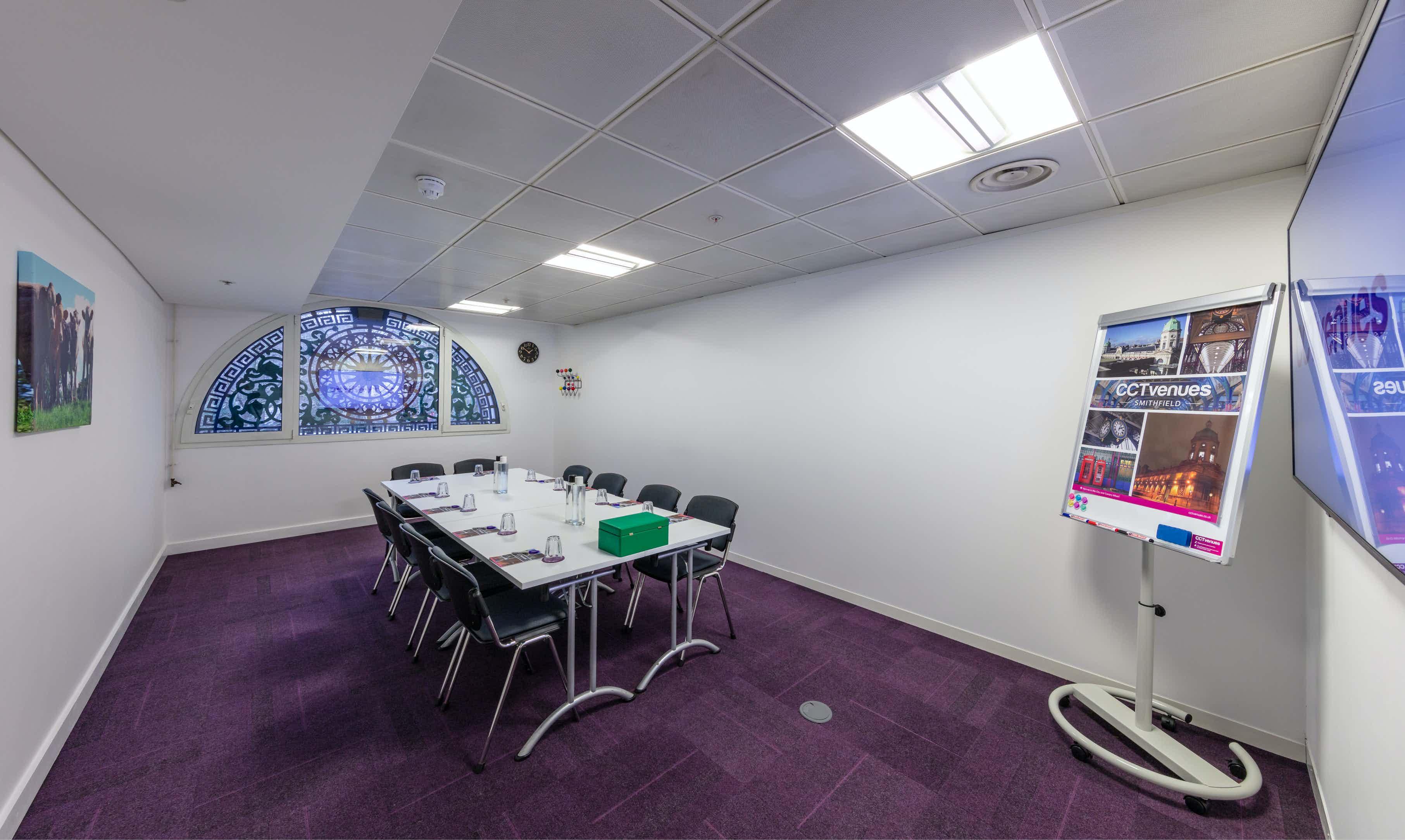 Meeting Room 5, CCT Venues, Smithfield