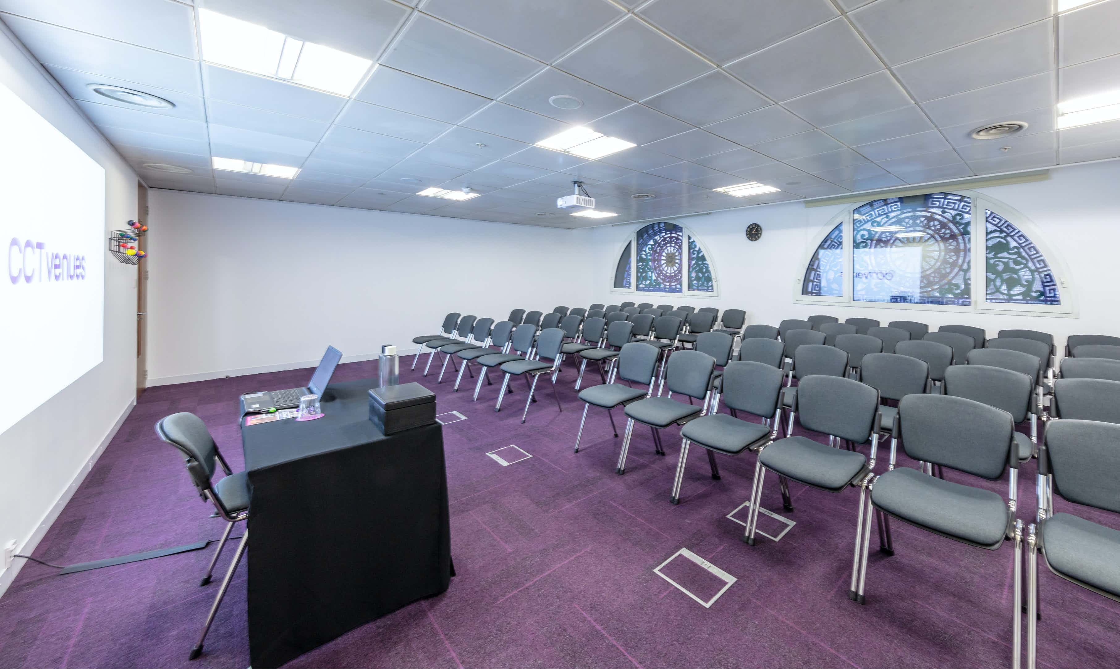 Covent Garden, CCT Venues, Smithfield