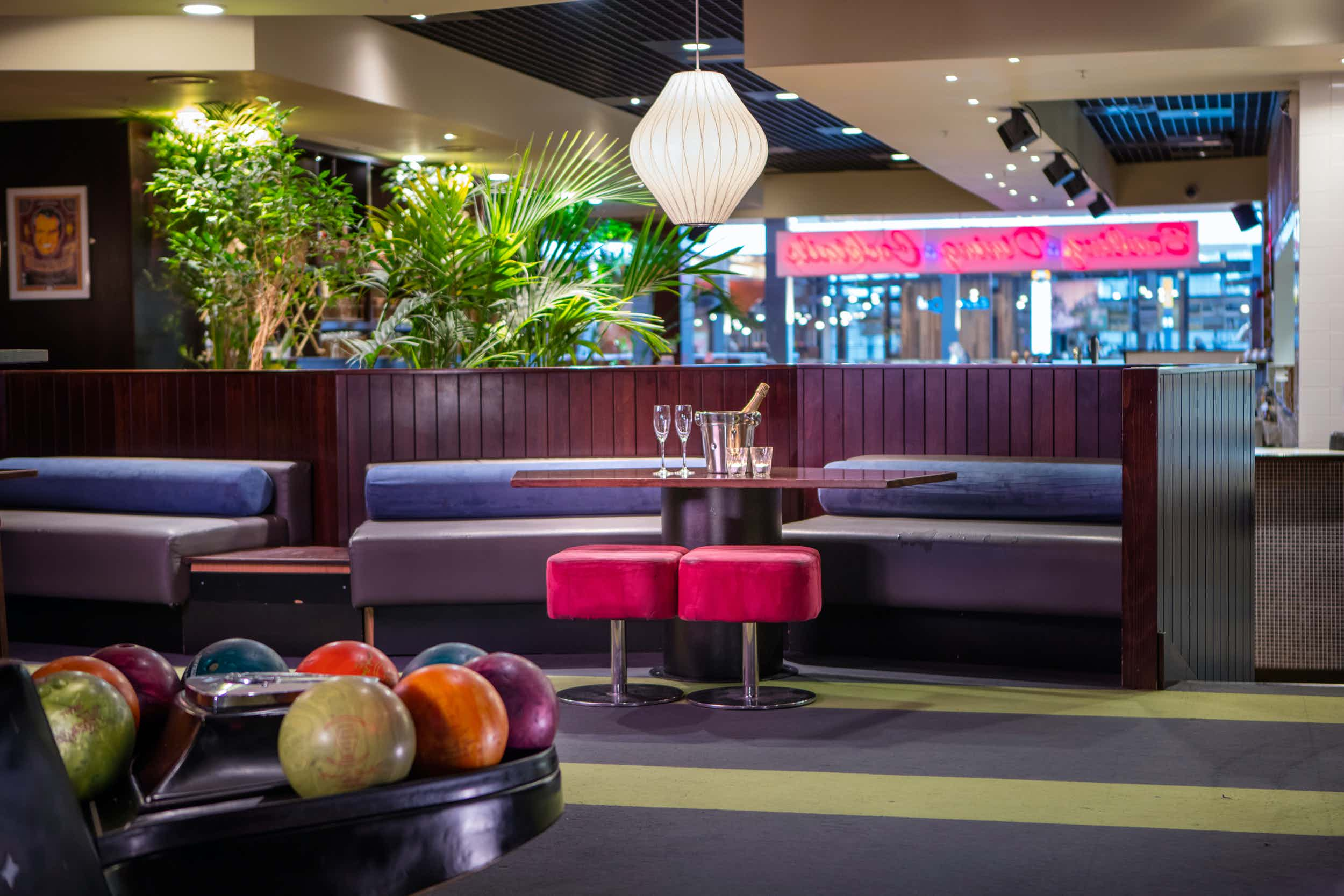 Full Venue Hire, All Star Lanes Stratford