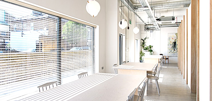 Venue Hire **Why not hire ARC Club Homerton for your shoot, meeting or celebration?**   Stark Scandinavian design and an adaptable space provide the perfect blank canvas for your event. Mindful use of colour and