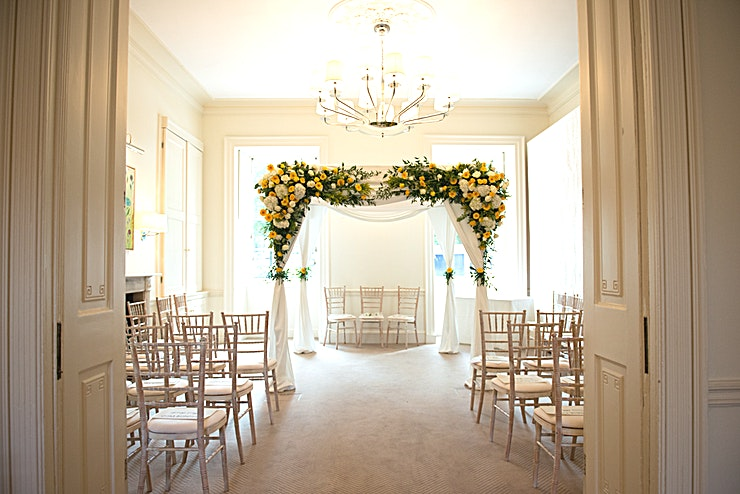 The Garden Room **The Garden Room is a versatile and unusual Space, making it the ideal setting for a range of events.**  Located in the Grade II listed Georgian Town House part of the venue, this versatile and unusu