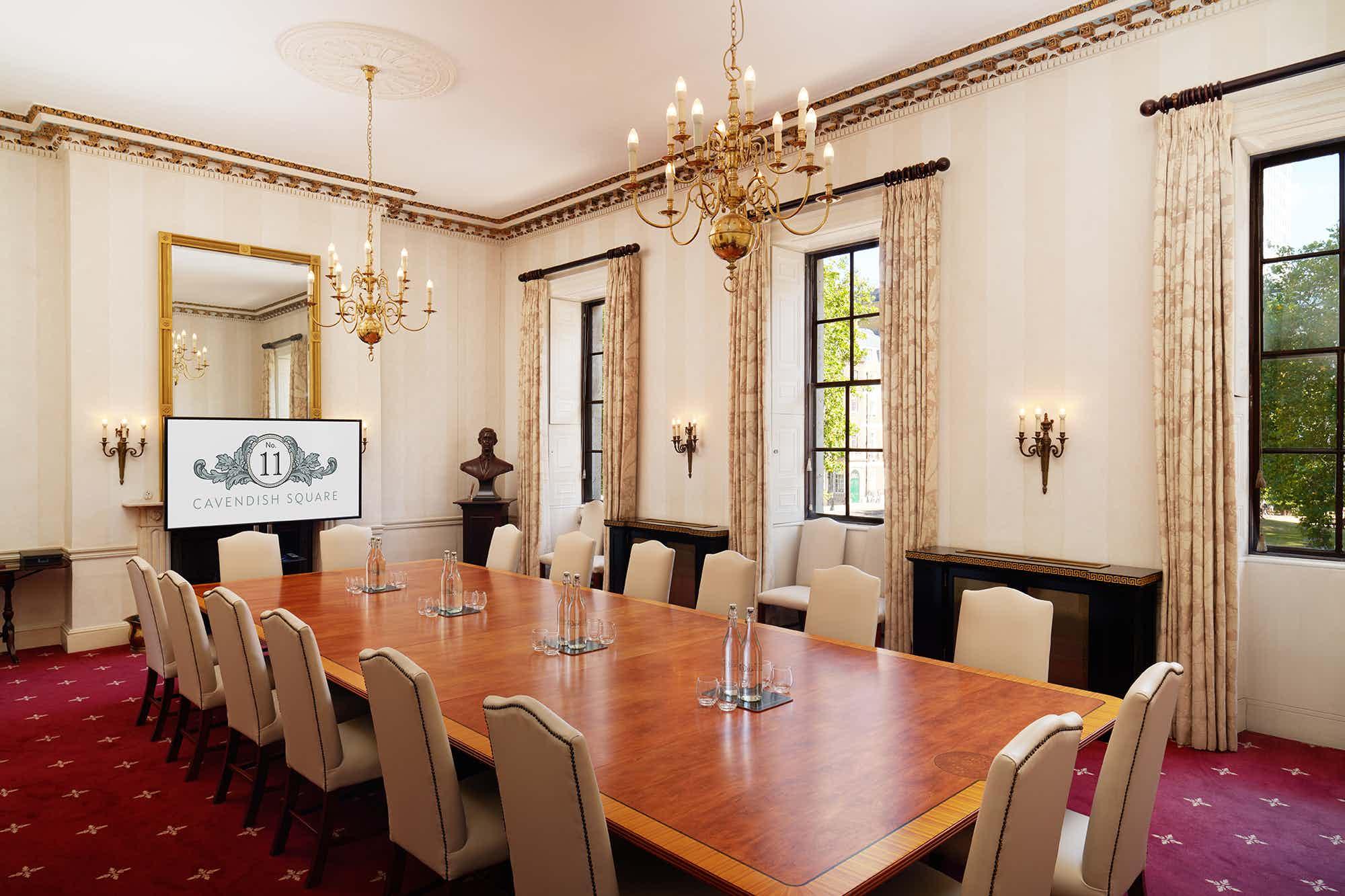 Presidents Room, No.11 Cavendish Square