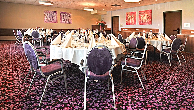 Amazone *Hotel Ridderkerk is a modern and attractive location close to Rotterdam.*   The Ridderkerk Hotel offers multiple different event spaces, both meeting rooms and private event hire which are suitable for any occasion and ideally located close to Rotterdam.