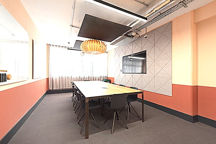 Sable **Sable at The Leather Market is a 12 person Meeting room in Bermondsey.**  This flexible boardroom, with top of the range tech and natural light, is ideal for game-changing meetings.  **Make the most