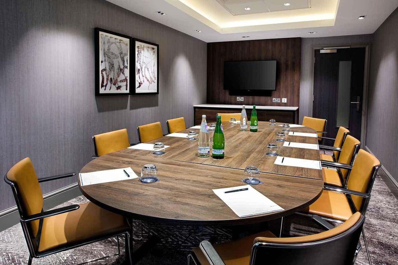Braids Boardroom, Hilton Edinburgh Carlton