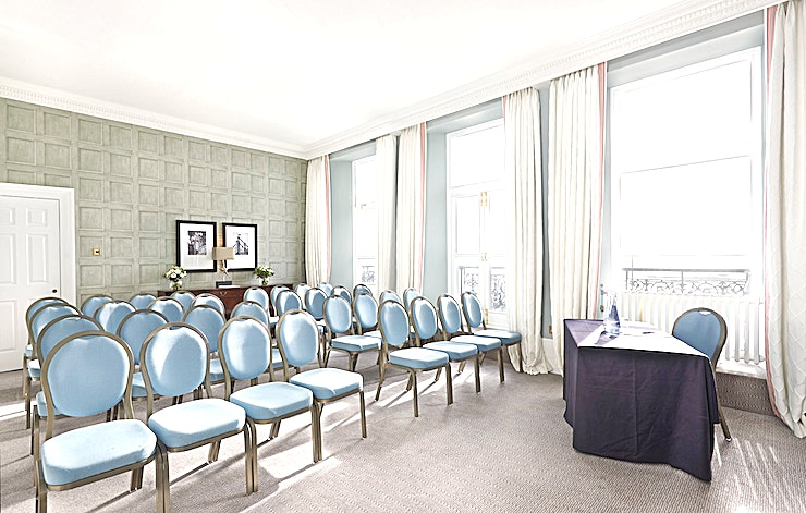 Eugenie Room Located on the first floor it offers stunning sea views and a private balcony.