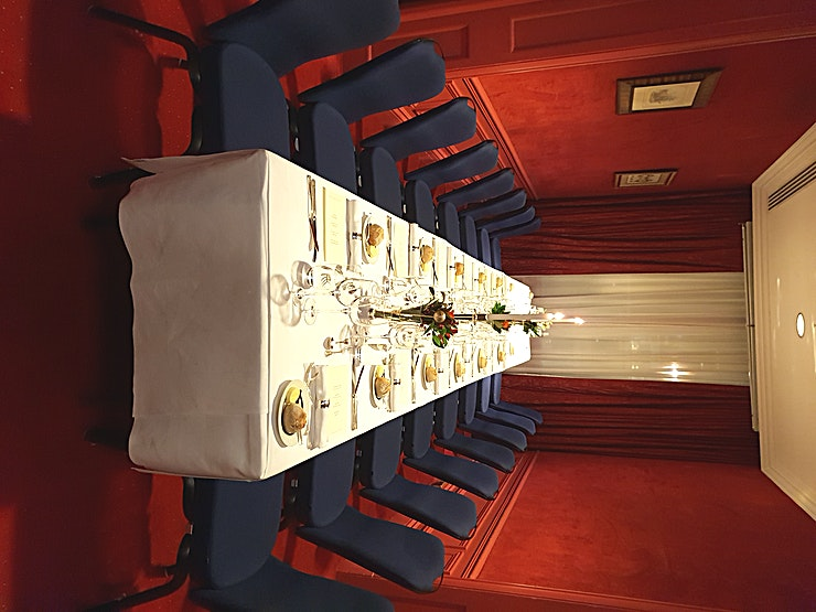 Board Room The Board Room can be used as a separate office. Besides that, the Board Room can function as break out room when using either the Sarphati or the Stadhouders Room. For private dining, the room can take up to 16 pax.