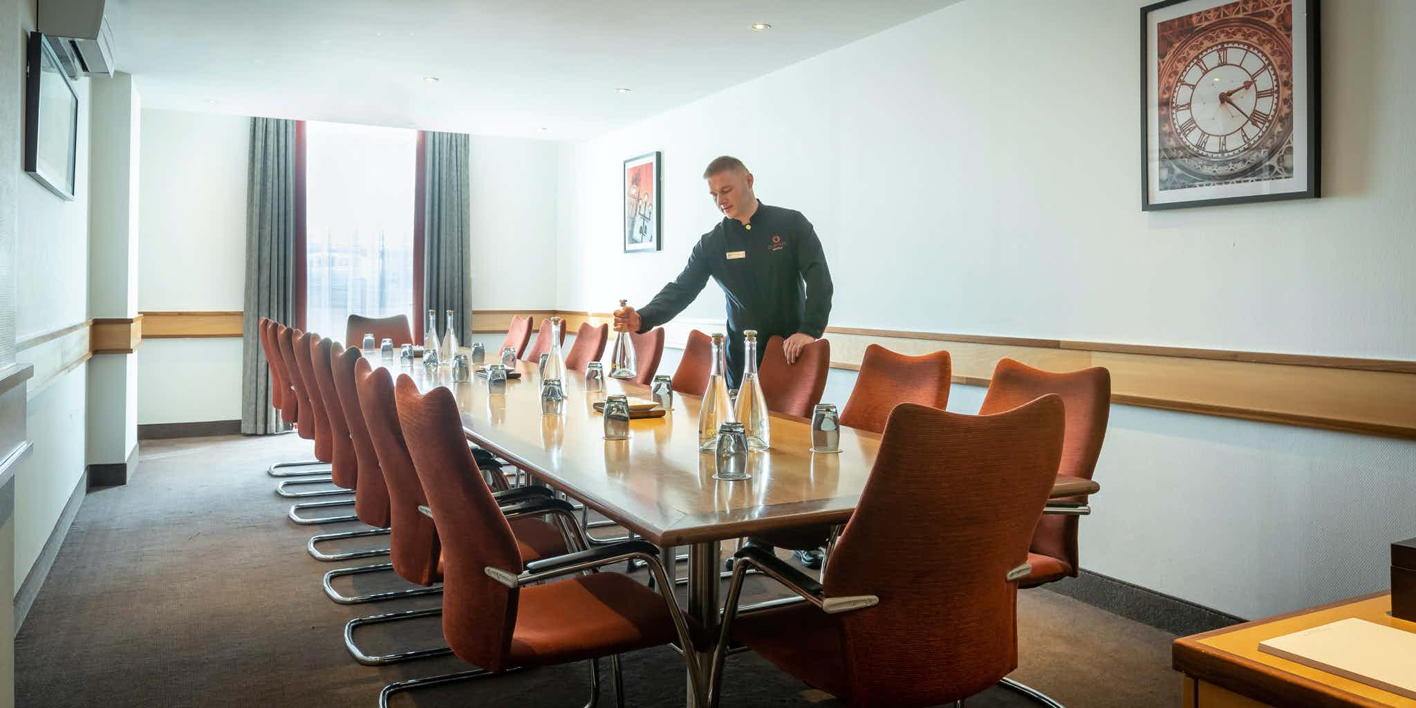 Meeting Room 4, Clayton Hotel Manchester Airport