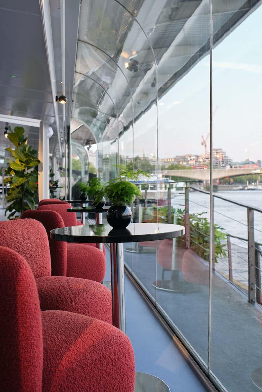 Exclusive hire, The Pier by Bateaux London