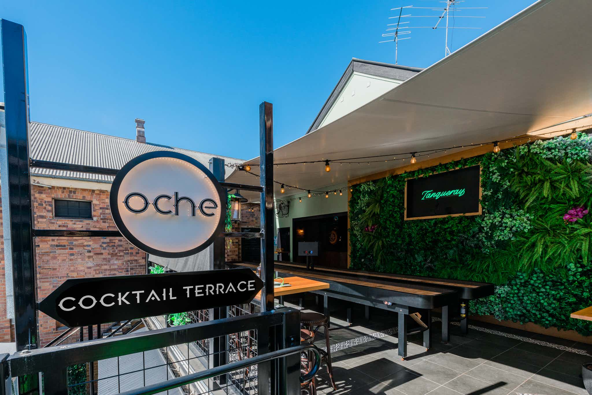 The Terrace, Oche Fortitude Valley