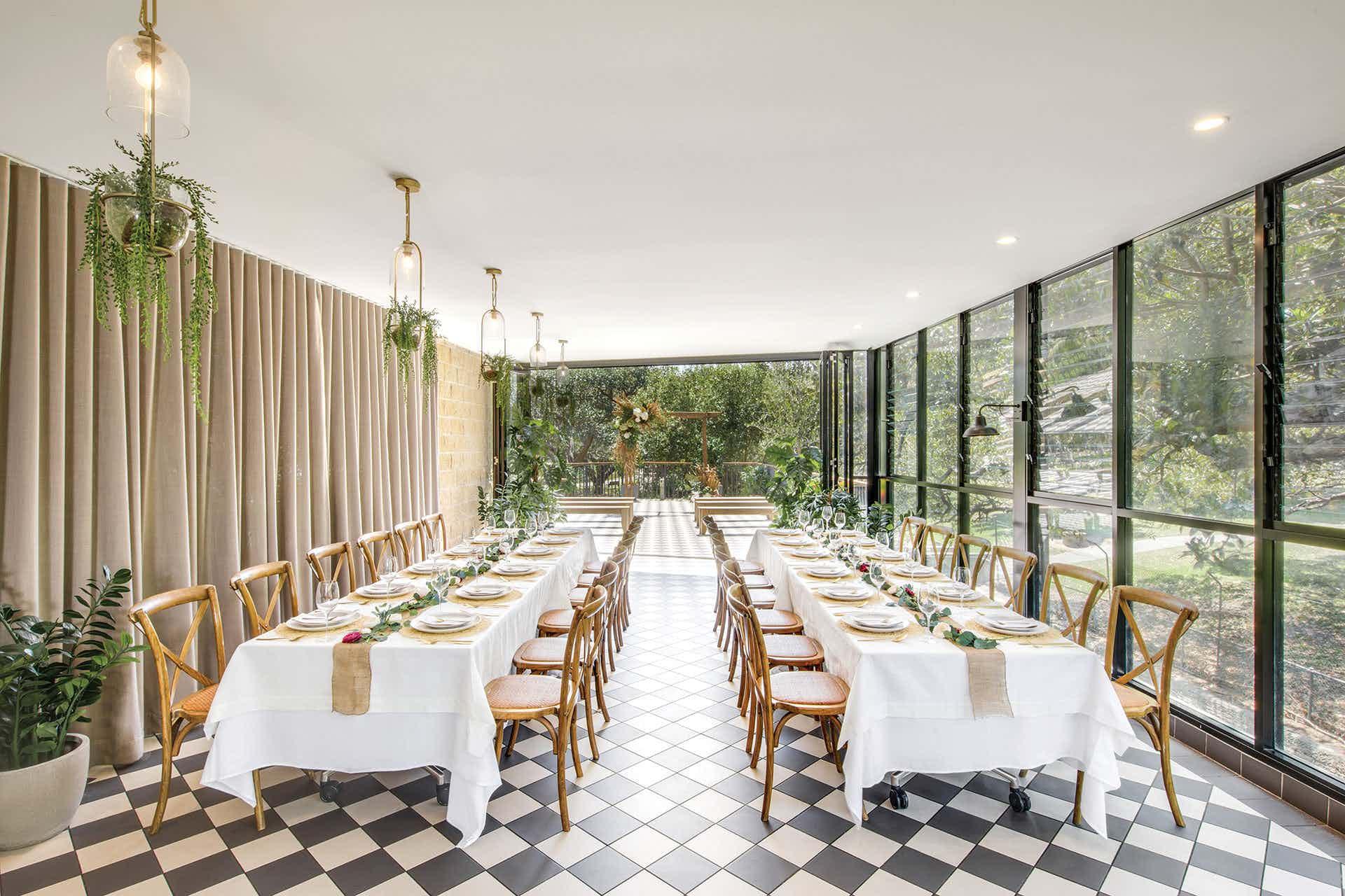 Verandah, Vibe Hotel Rushcutters Bay Sydney