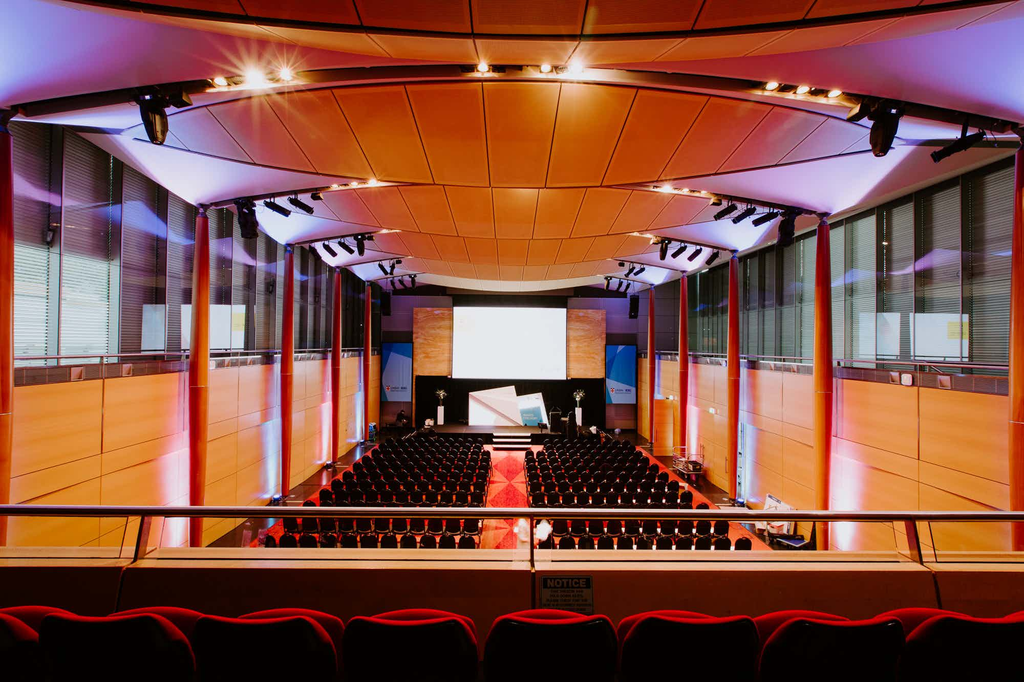 Leighton Hall, John Niland Scientia Building