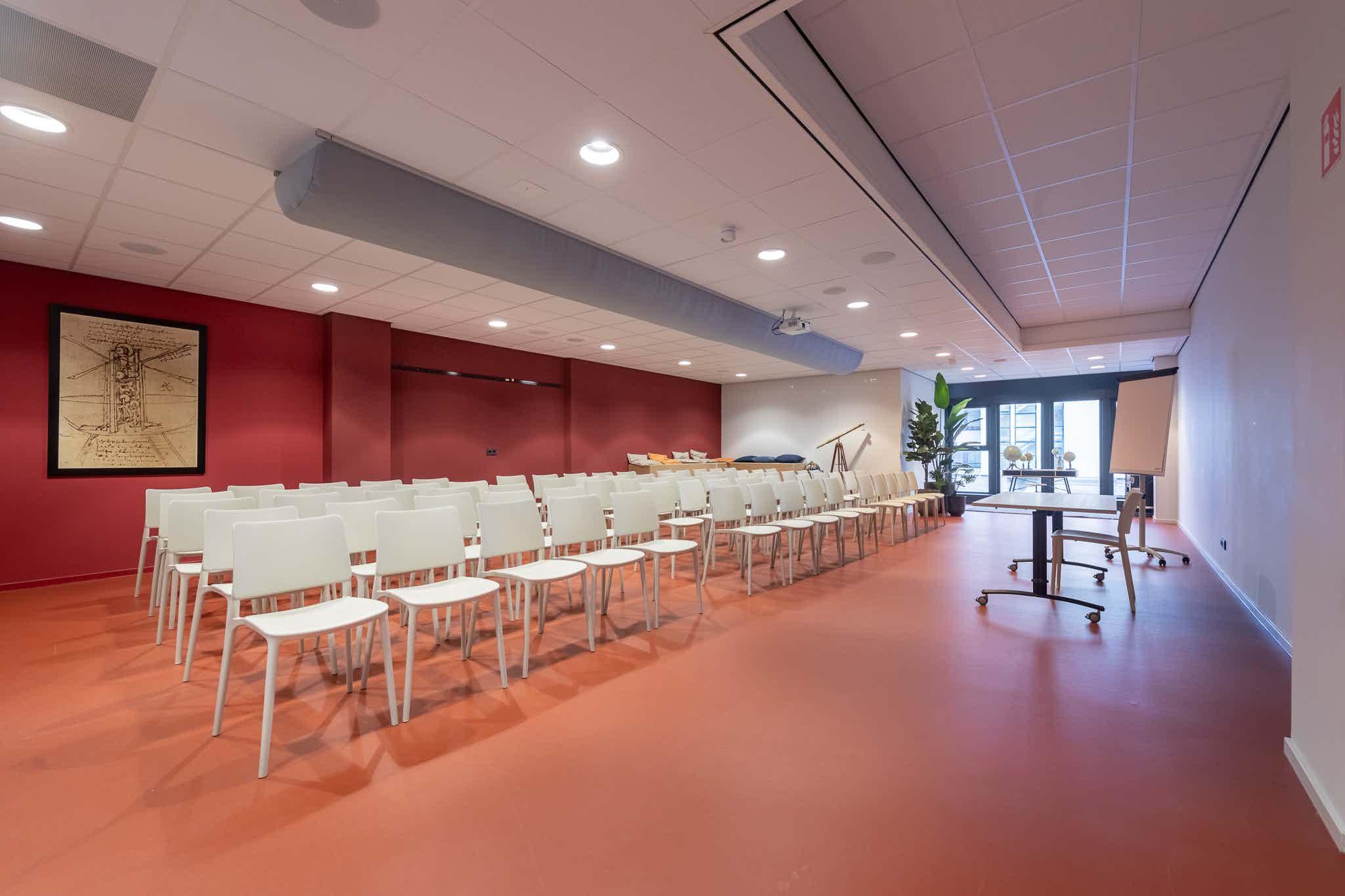 Conferentie zaal, Aristo meeting plaza Utrecht CS