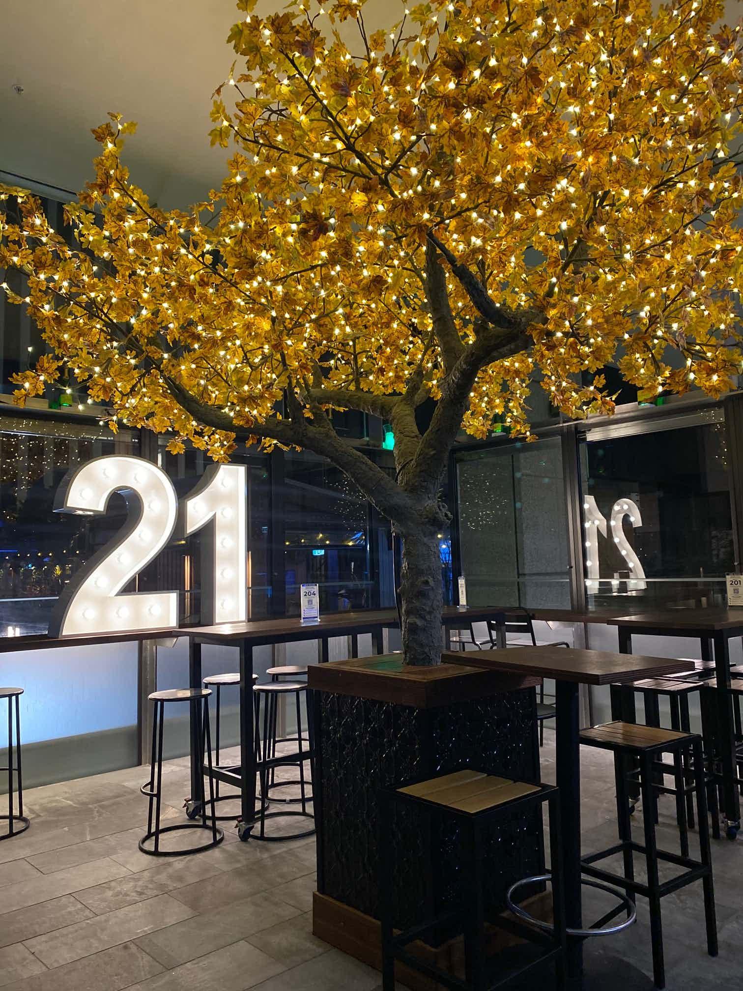 Tree Room, Bar Pacino