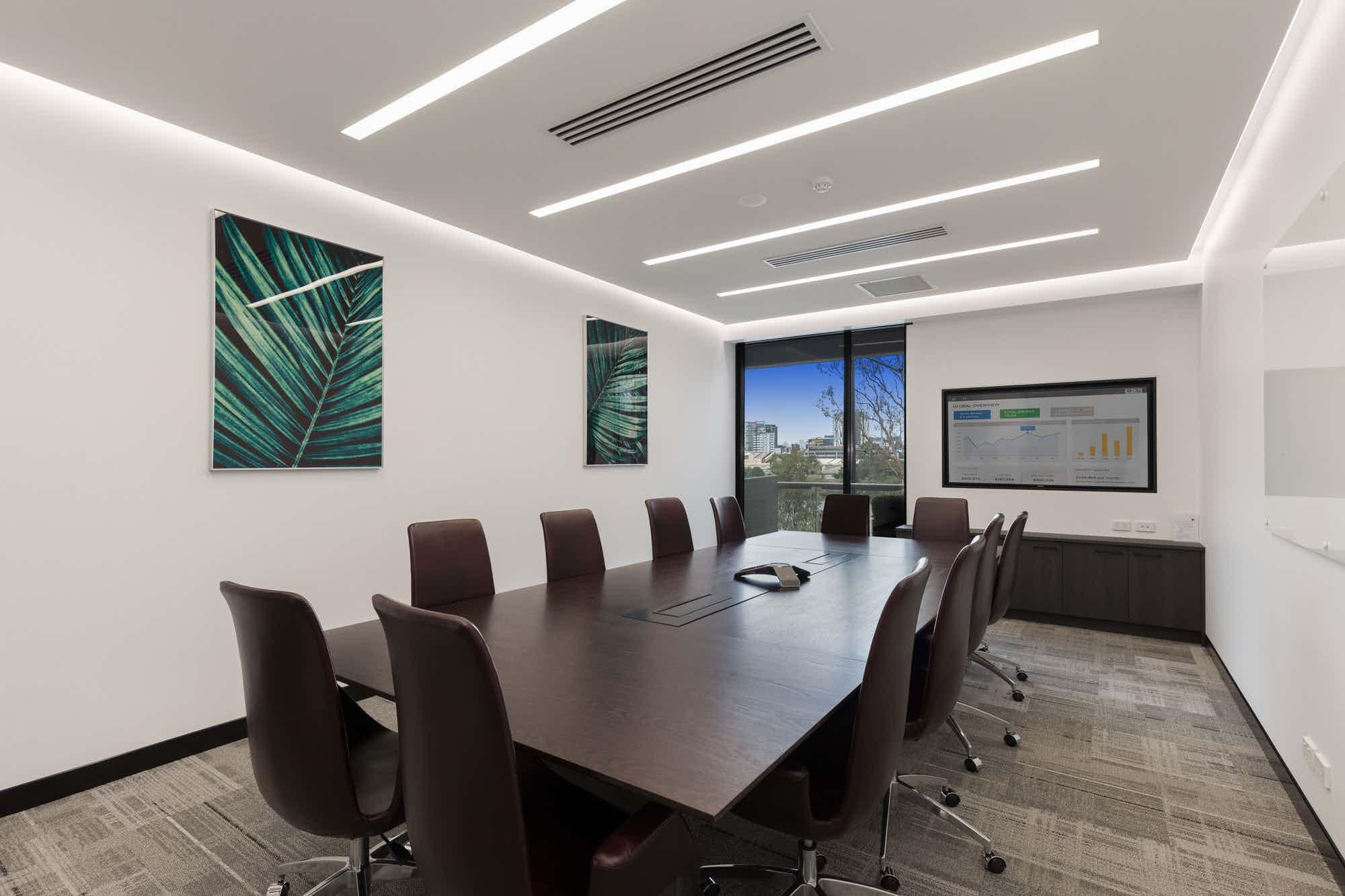 The Boardroom, Corporate House - Milton