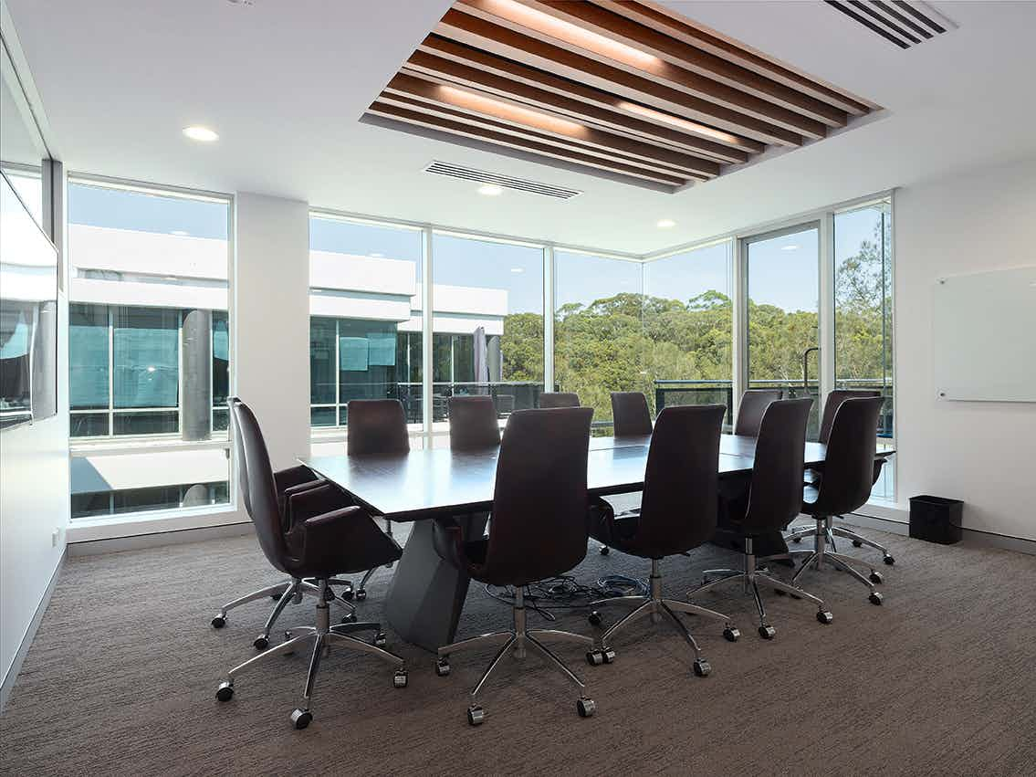 The Boardroom, Corporate House - Pymble