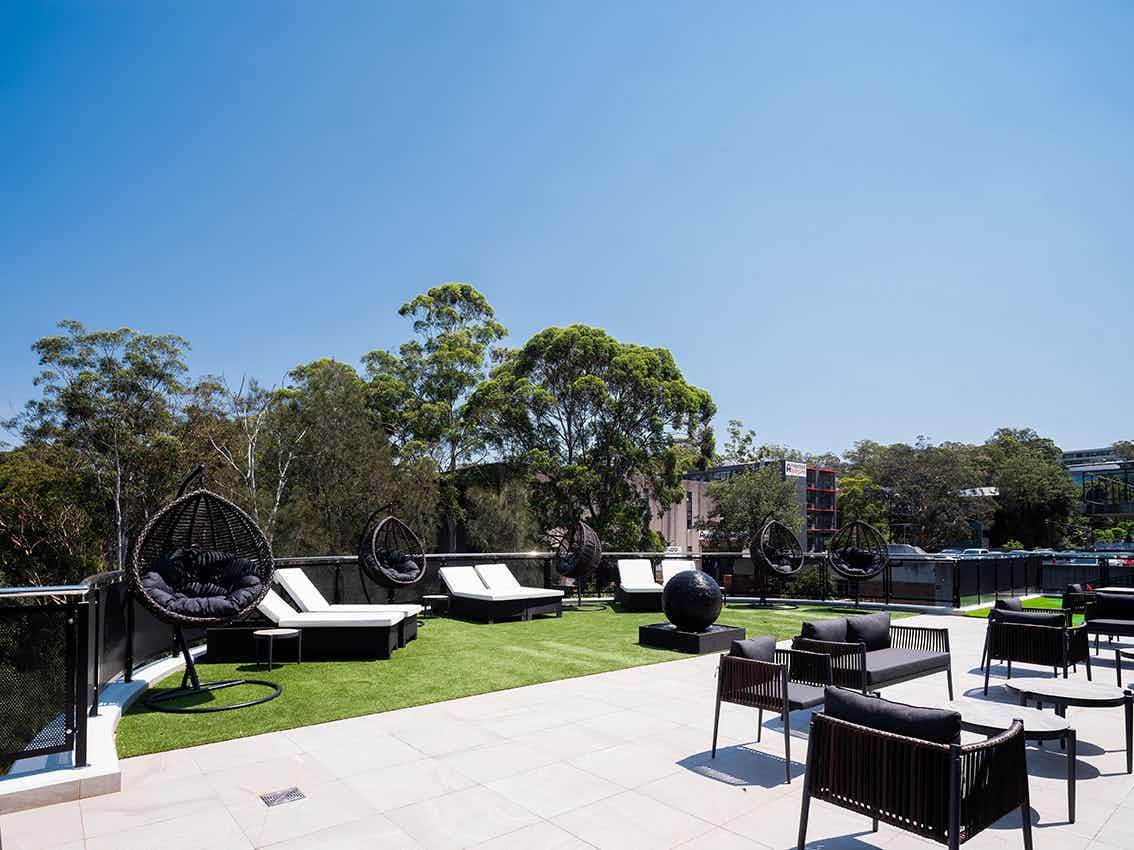 The Rooftop, Corporate House - Pymble