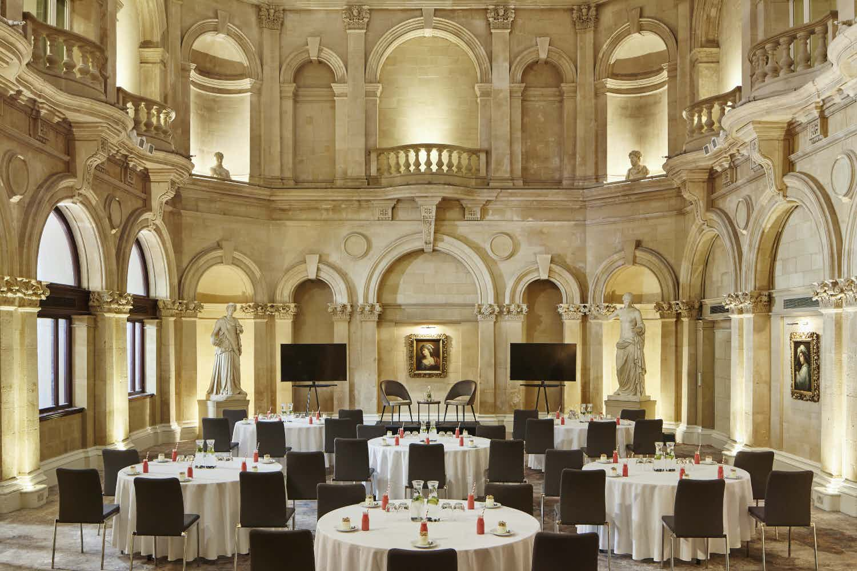Palm Court, Bristol Marriott Royal Hotel