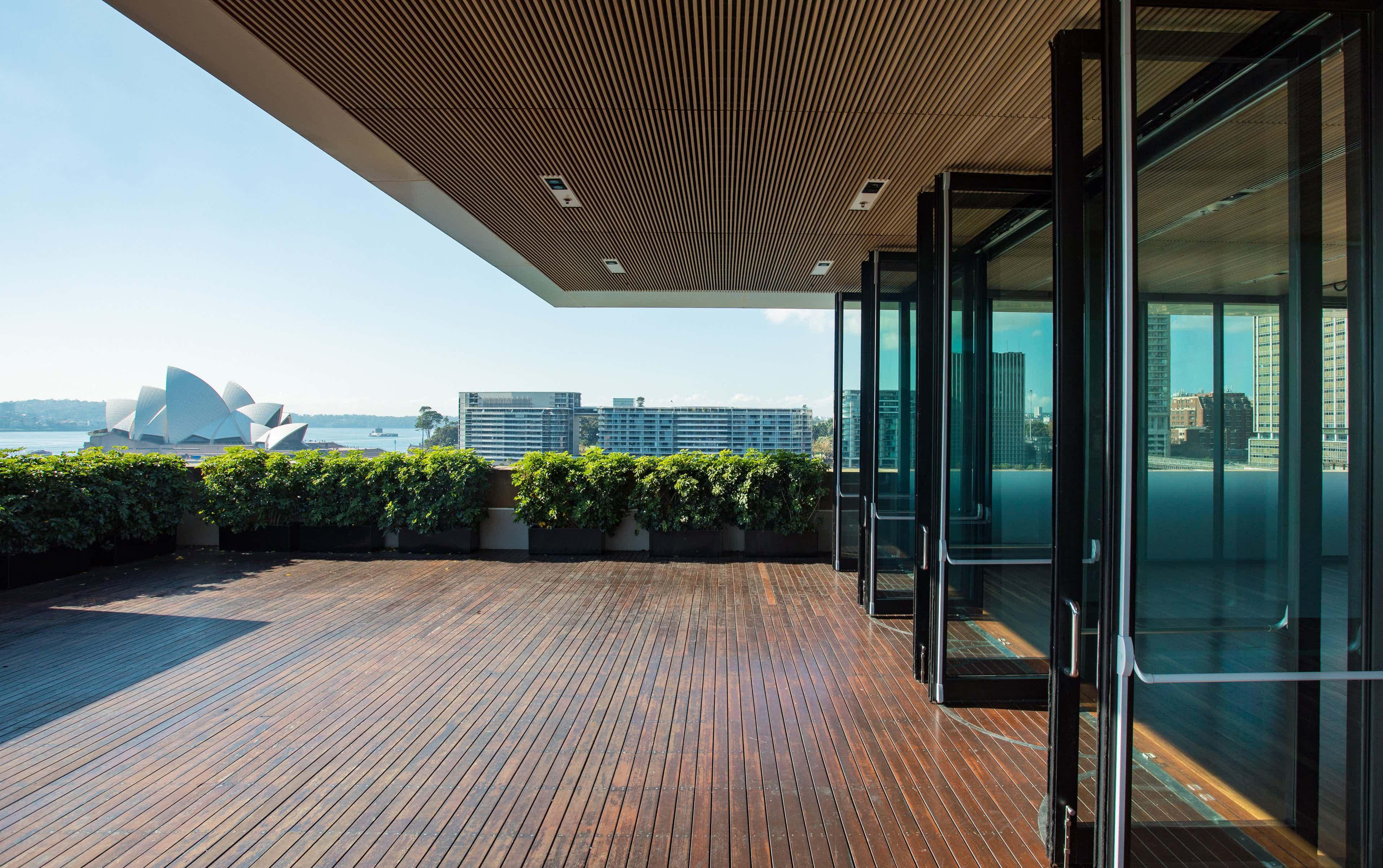 Harbourside Room, Museum of Contemporary Art Australia