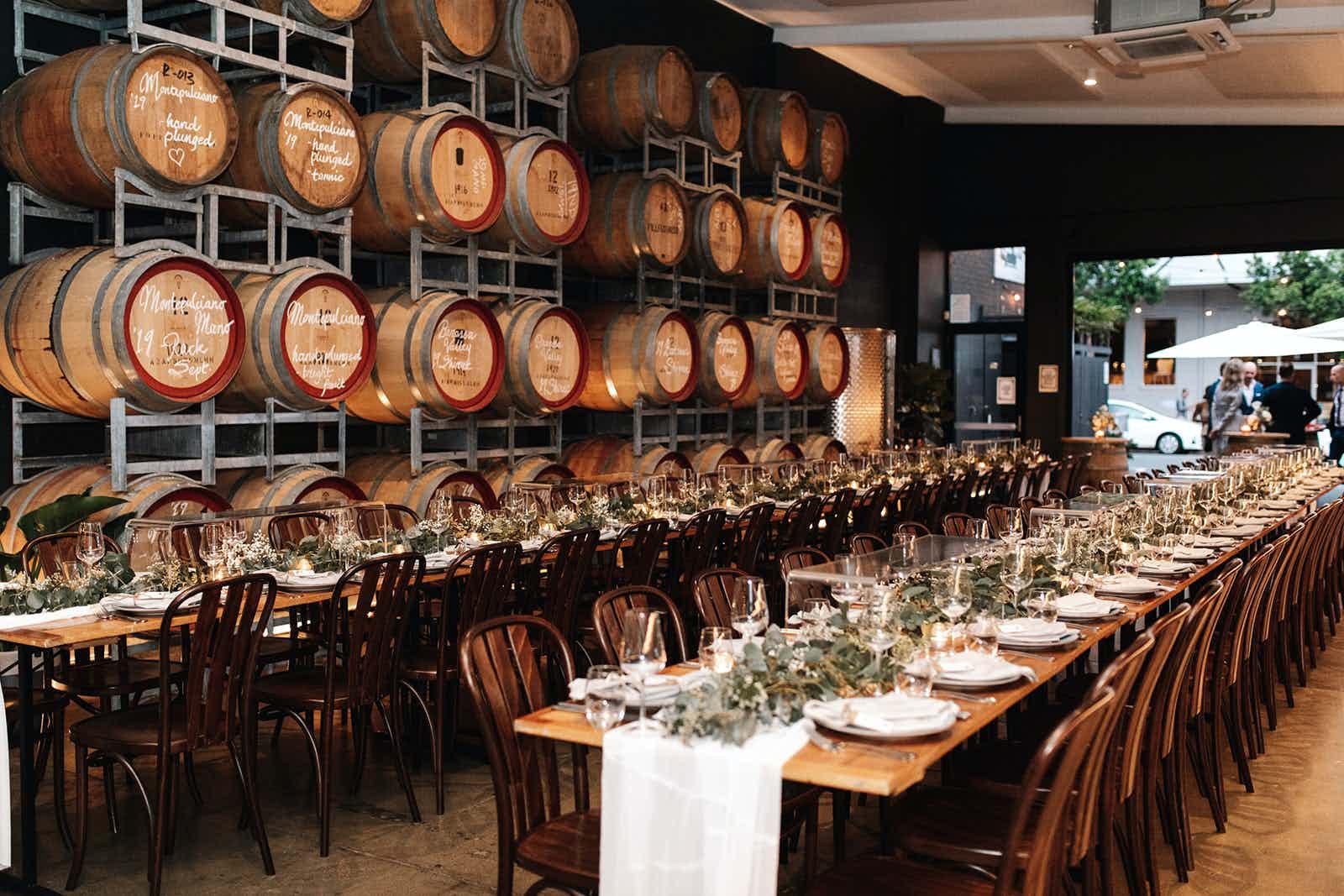 The Winery, City Winery Brisbane