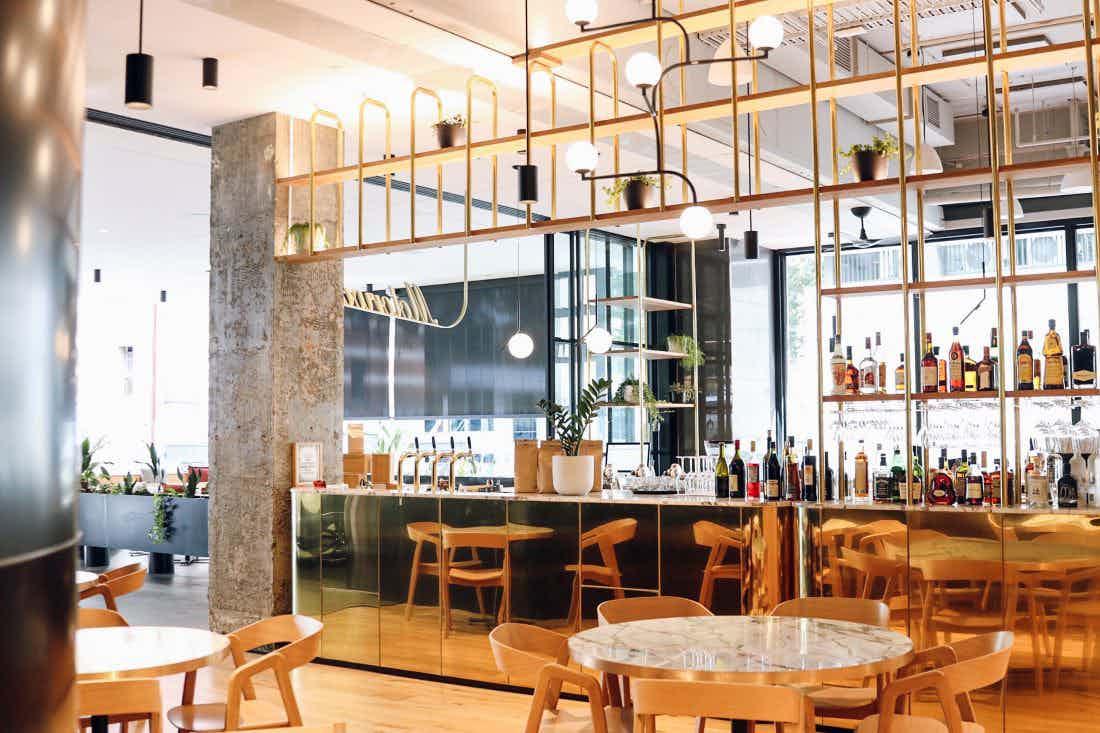 The Bar, Motorwagen Restaurant