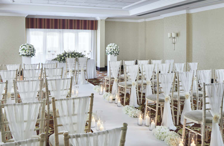 Worsley Suite, Worsley Park Marriott Hotel & Country Club