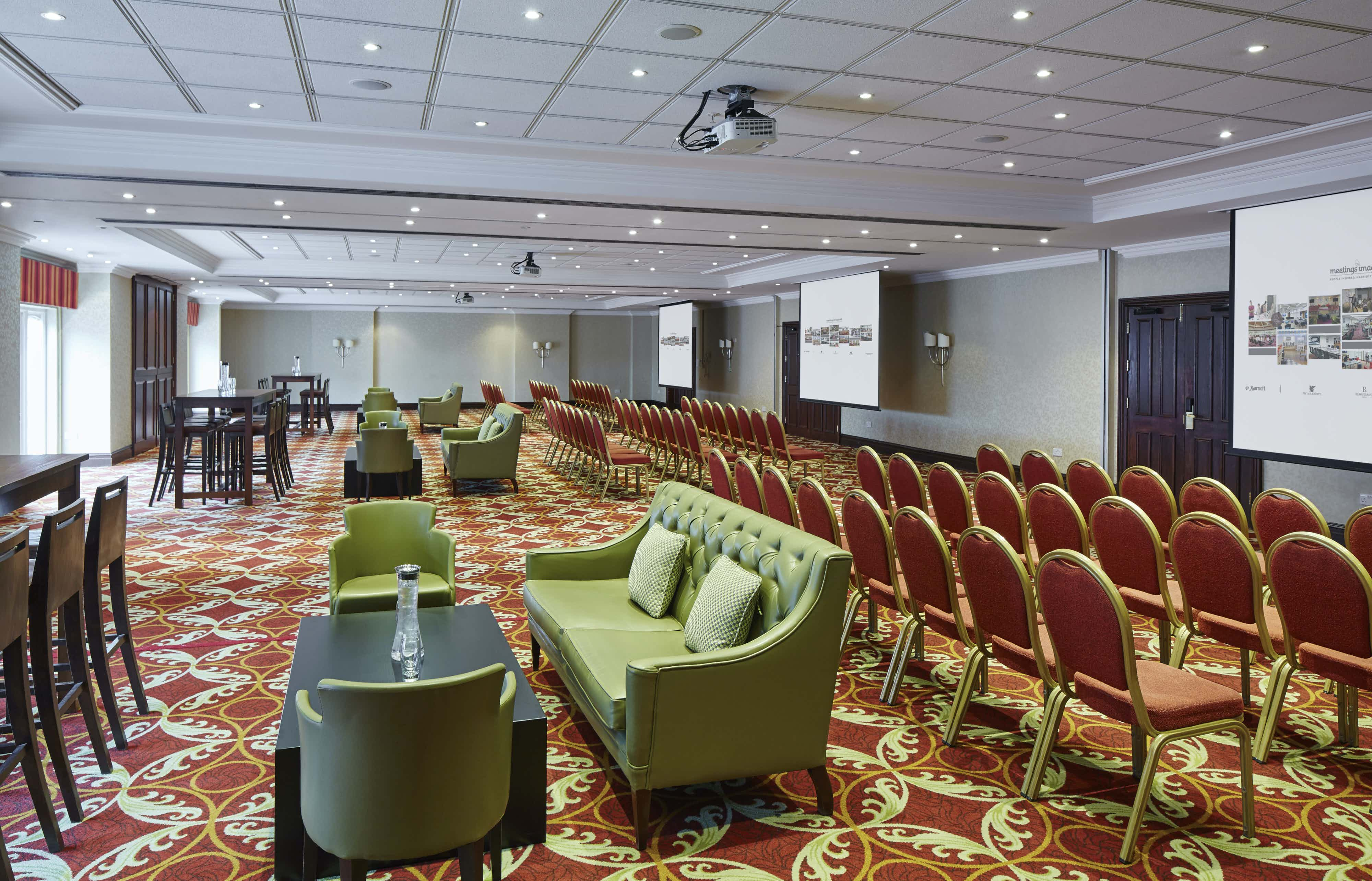 Ellesmere, Worsley Park Marriott Hotel & Country Club