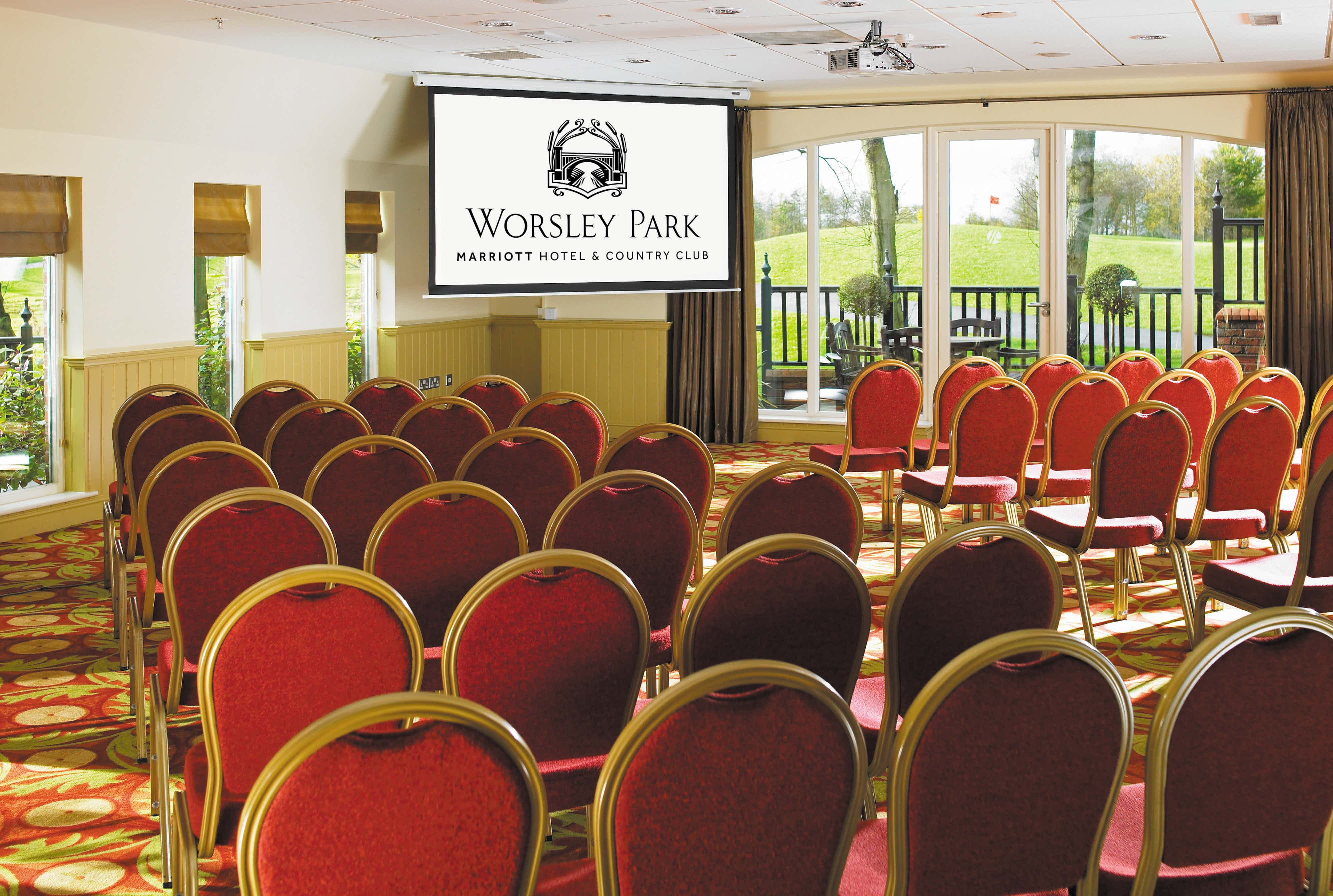 The Terrace Meeting Space, Worsley Park Marriott Hotel & Country Club