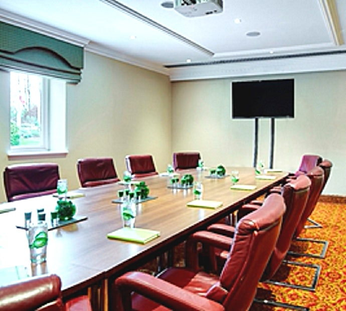 Lancaster Our smaller function rooms are perfect for meetings with fewer numbers. Located within the main conference area and within easy reach of refreshments, The Lancaster room can accommodate up to 20 people. Both rooms benefit from lots of natural daylight and come equipped with an LCD screen and flipchart.