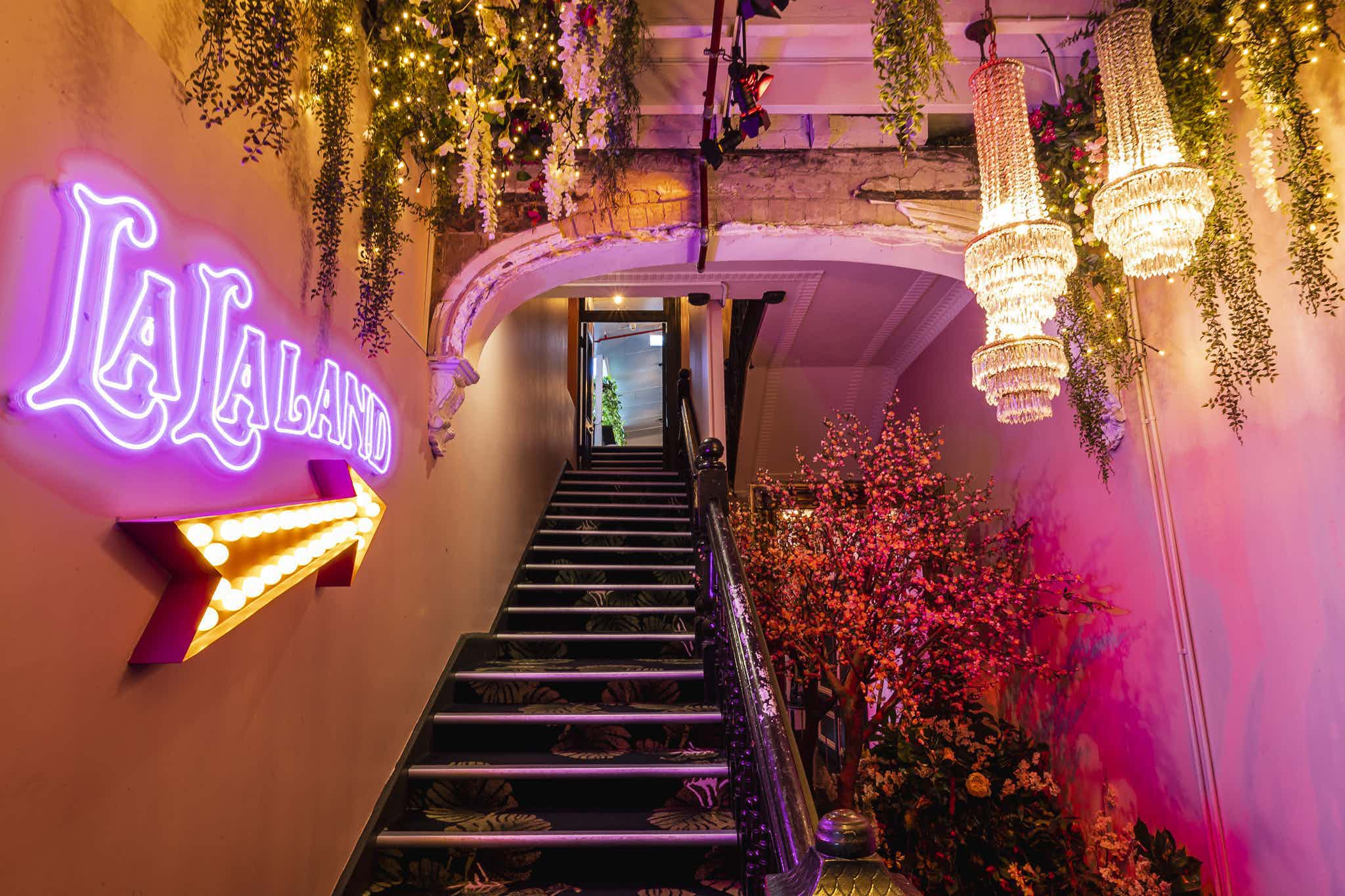 La La Land, The Prince Consort Hotel