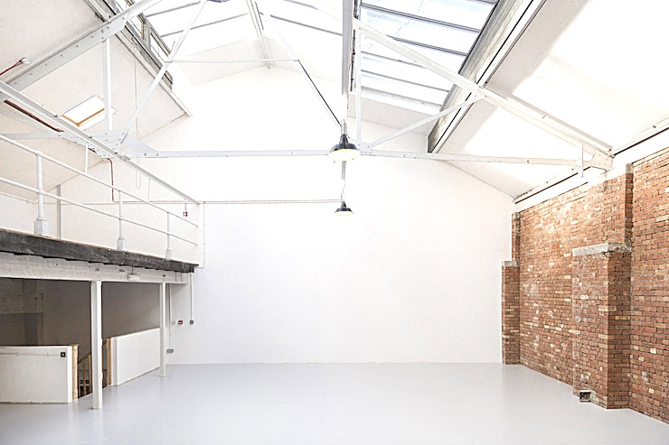 The Heath The Heath² Daylight + Gallery is our second location, a three level exclusive photo & film / art gallery studio situated in a private, gated plaza - only a few minutes away from Hackney Wick Overgroun