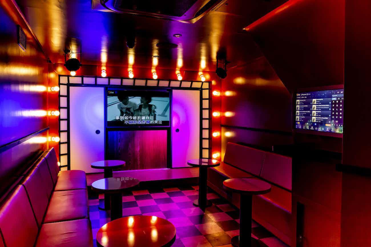 Karaoke Room , BAO Borough