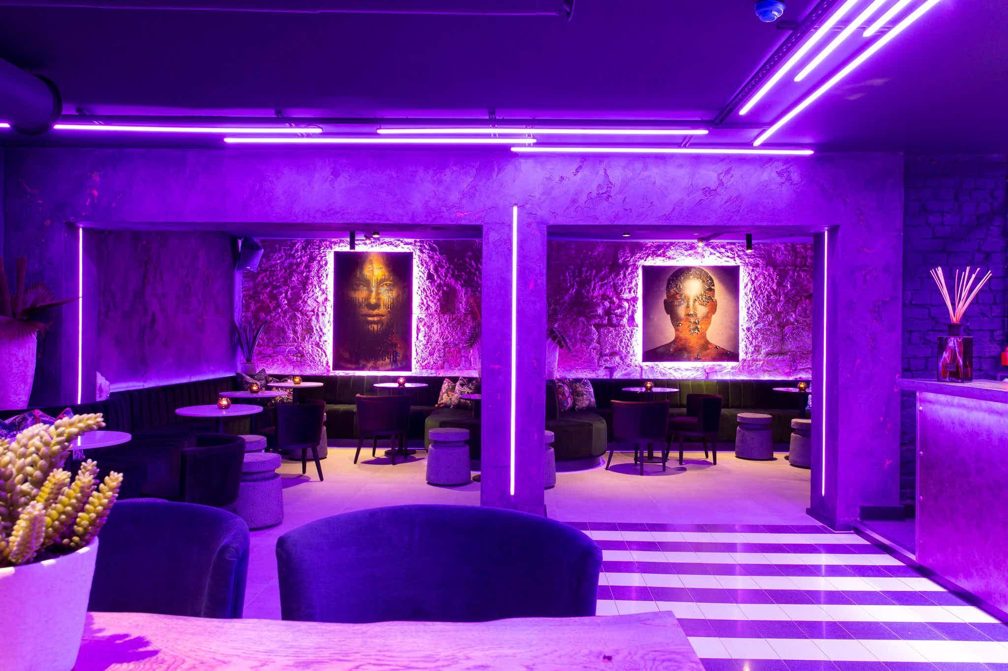Monkey Room , Moskito Bar & Kitchen