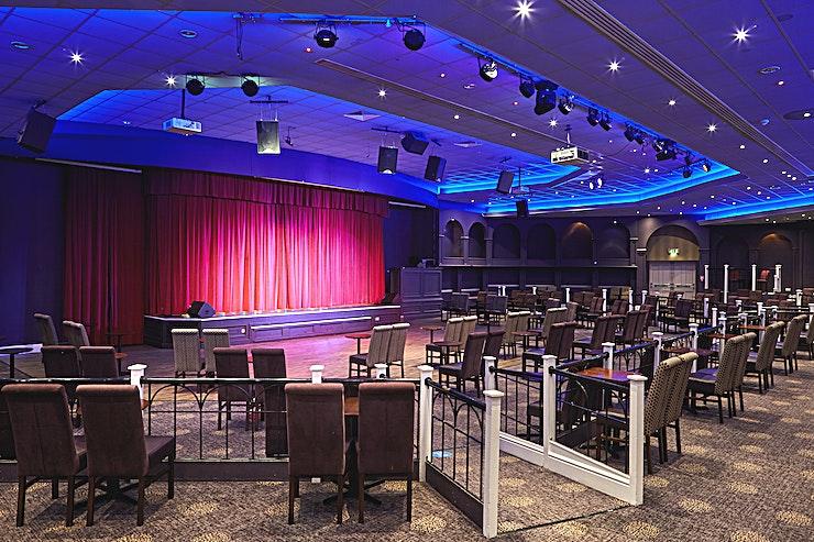 The Pavillion Large Cabaret Room