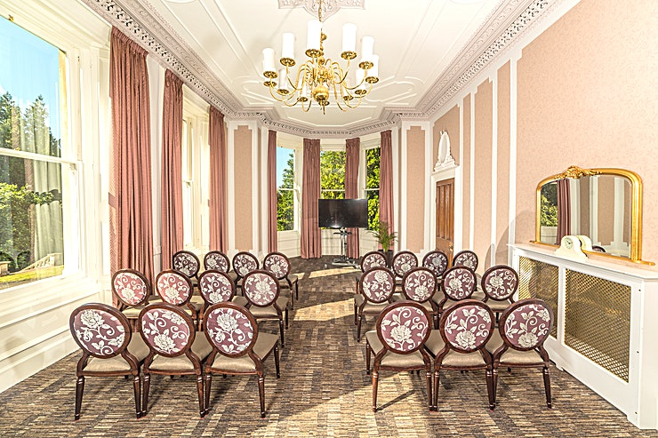 Ibrahim Ahmed Room A stunning grade II listed building, Reed Hall is our all-year round venue – a hidden treasure nestled amidst enchanting landscaped gardens.  The house offers a selection of well-equipped, spacious ro