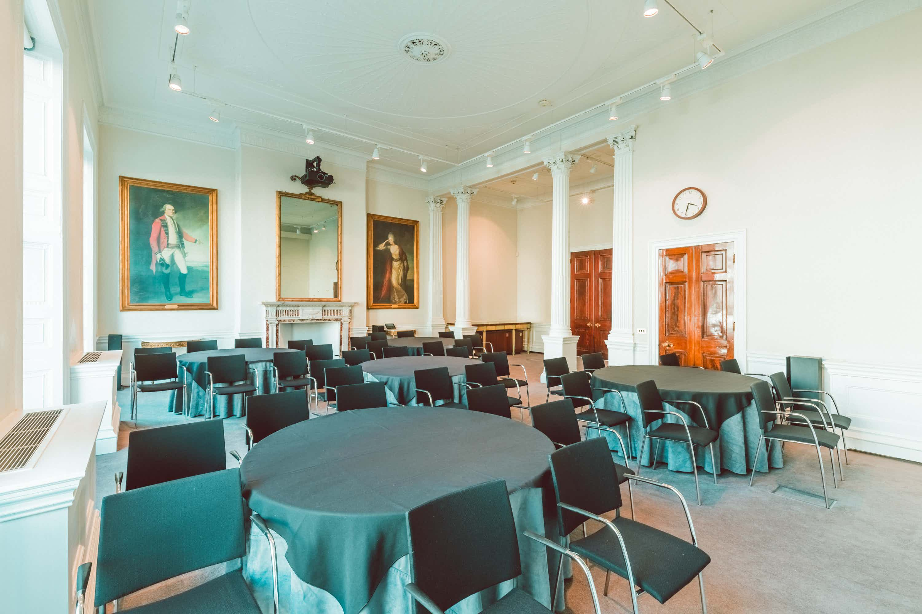 Council Chamber and Reception Room, 41 Portland Place