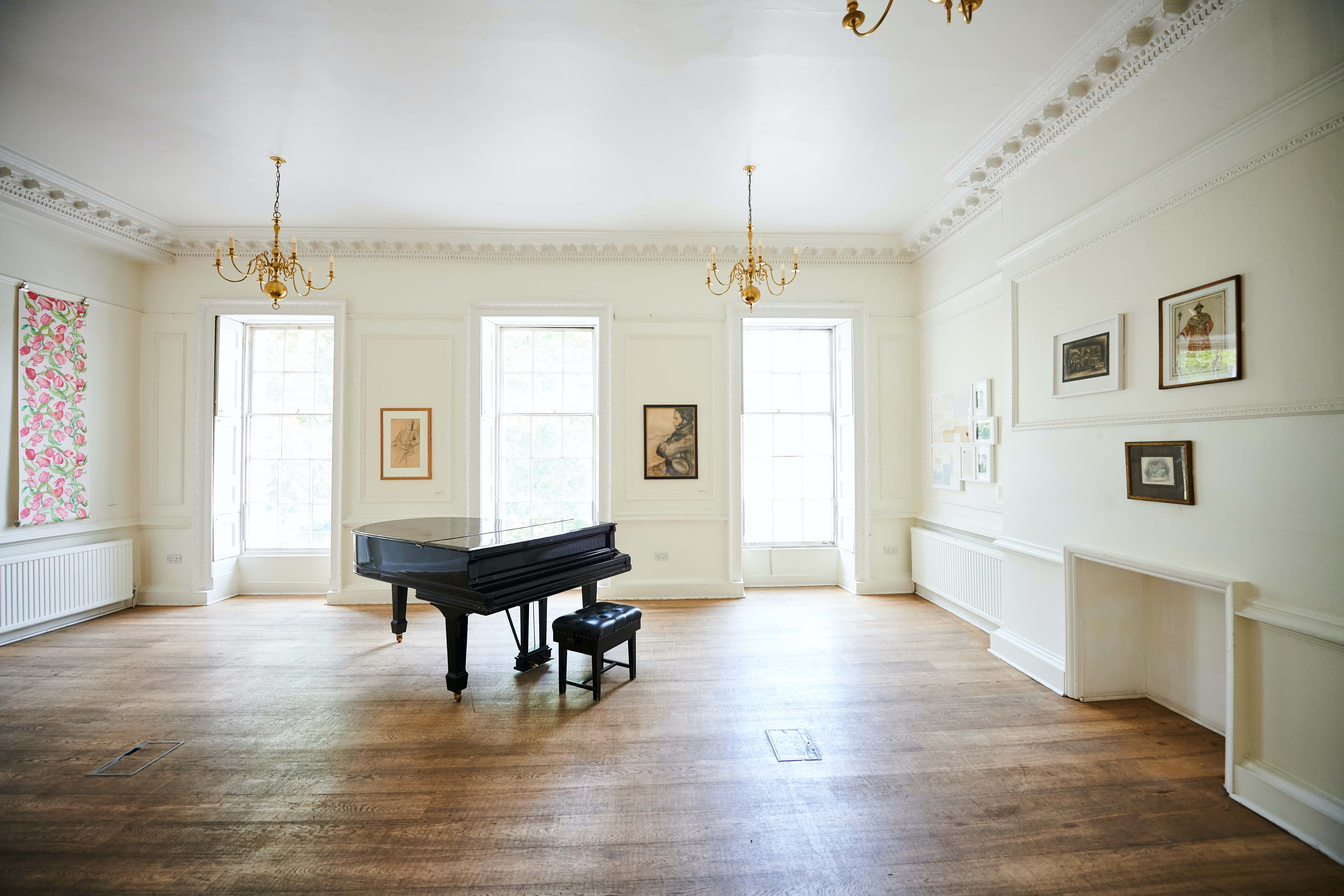 Music and Function Room, Pushkin House