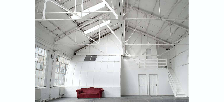 Photographic studio, Lucerne Studio