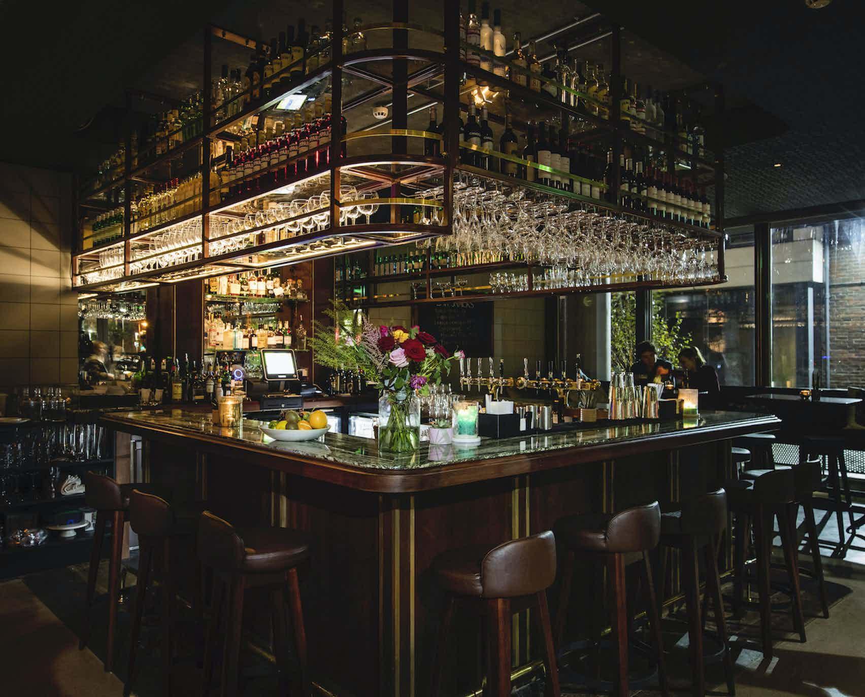 The Bar, Charlotte Quay