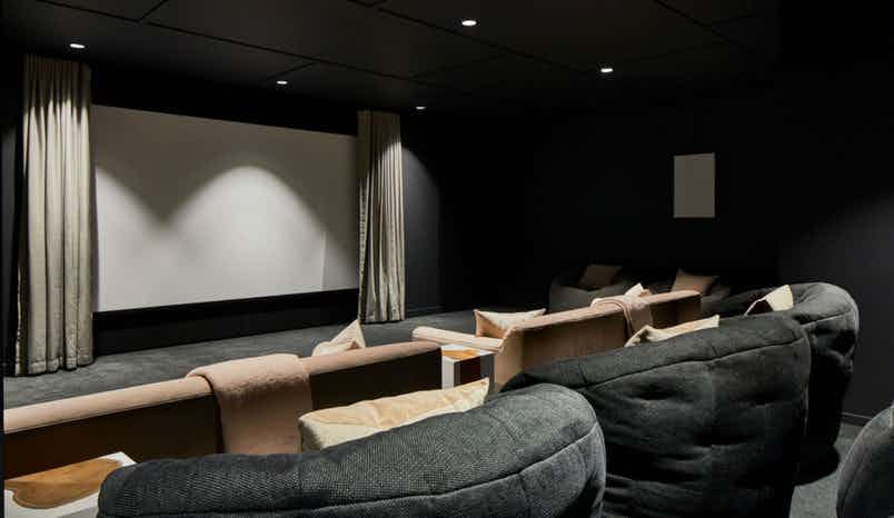Big Screening Room, The Collective Canary Wharf
