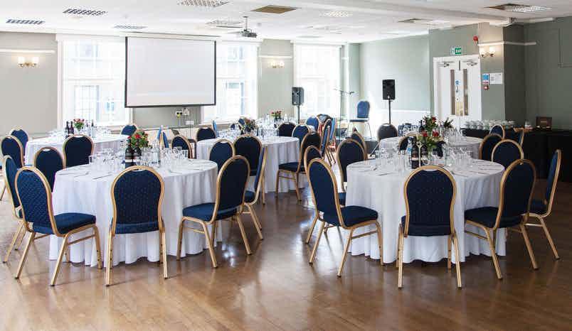 Venue, The London Irish Centre