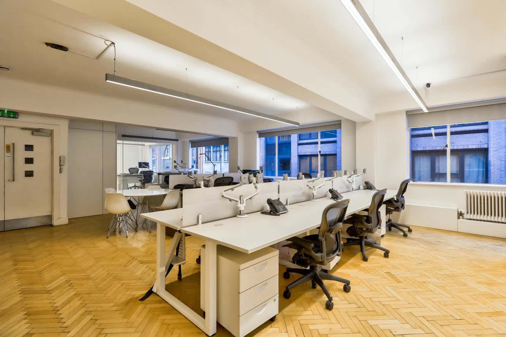 Whole Office or Meeting Rooms, Mayfair Office Space