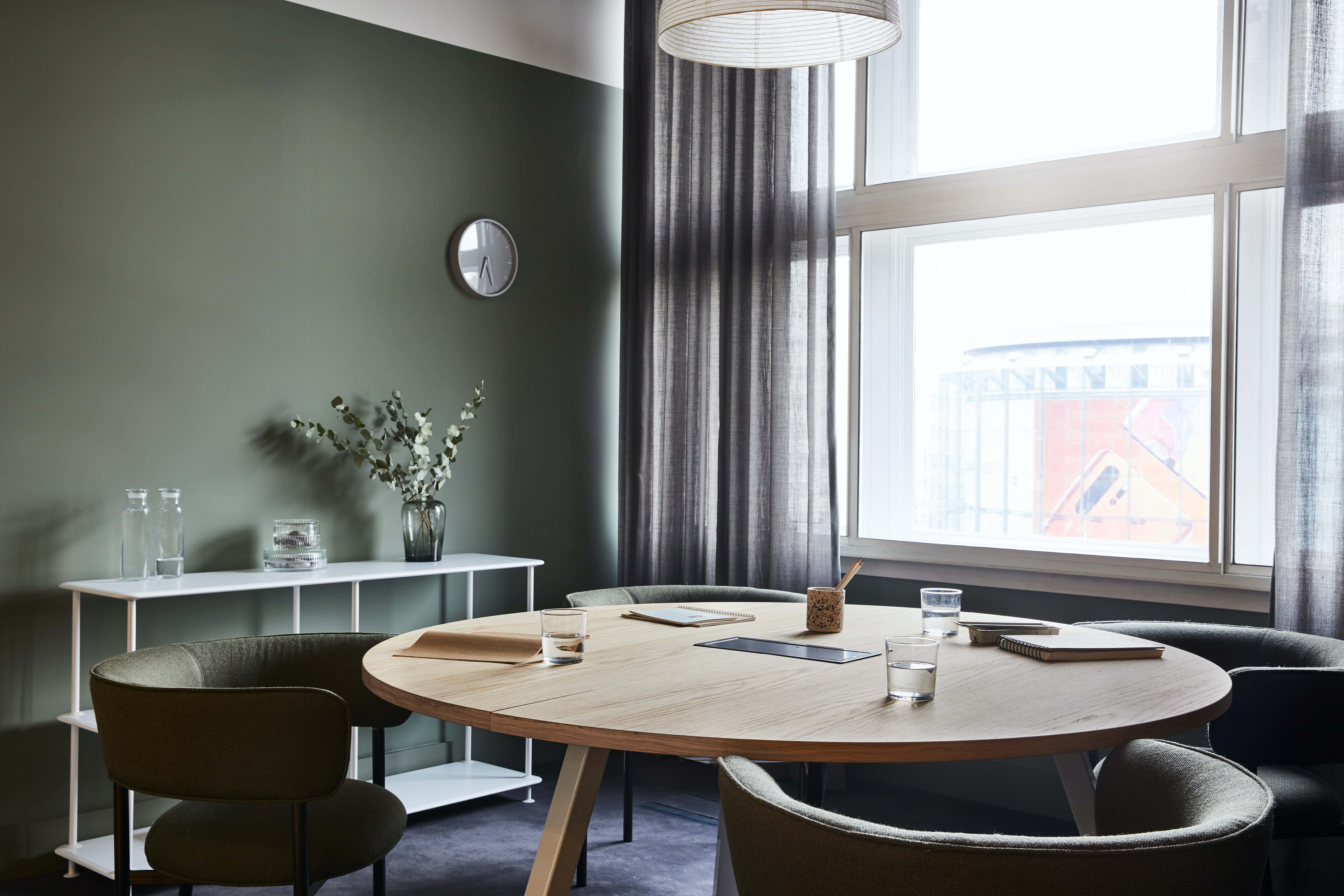 Meeting Room 2, Scott House, Waterloo Station