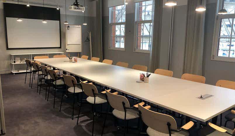 Meeting Room 3+4, Scott House, Waterloo Station