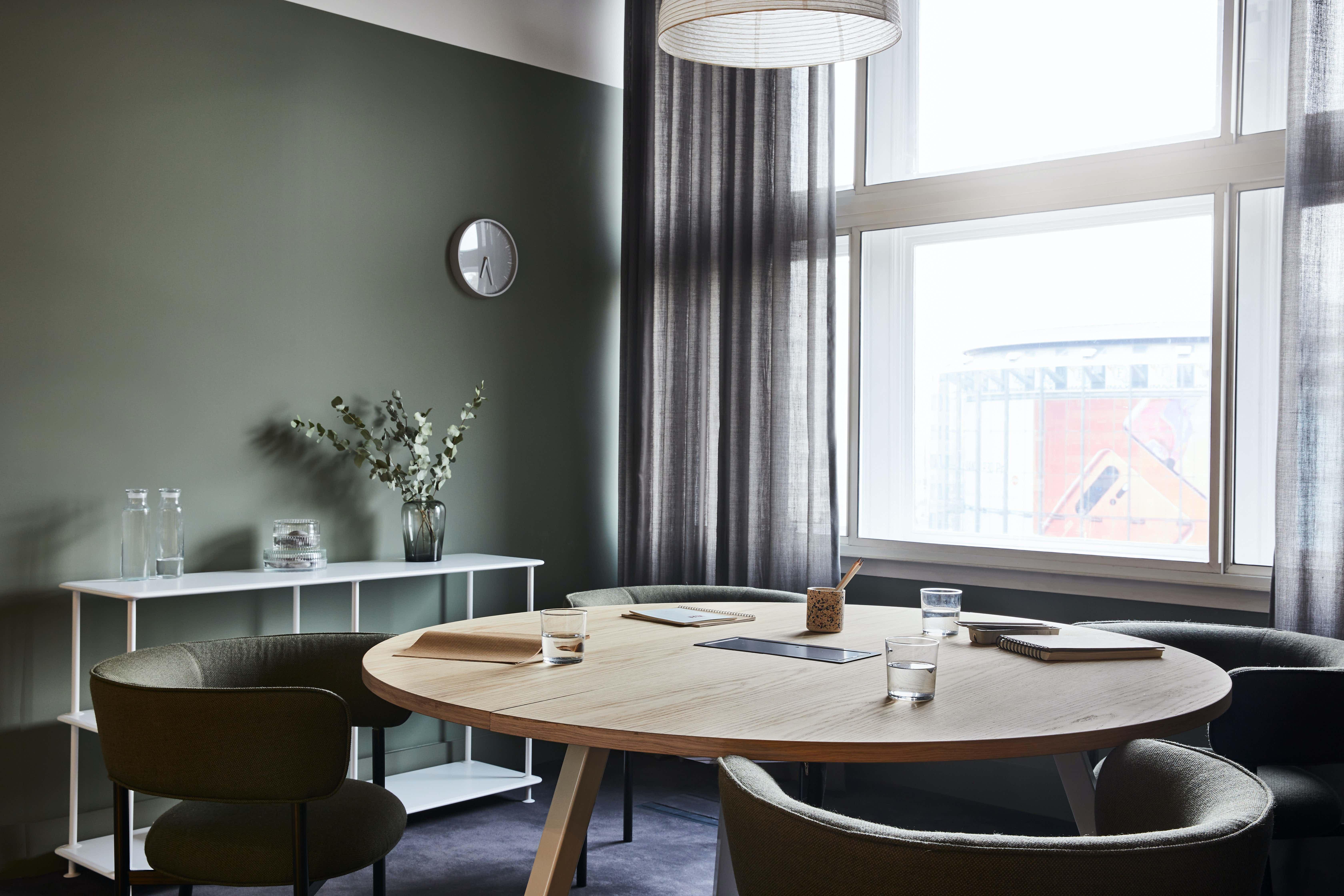 Meeting Room 6, Scott House, Waterloo Station