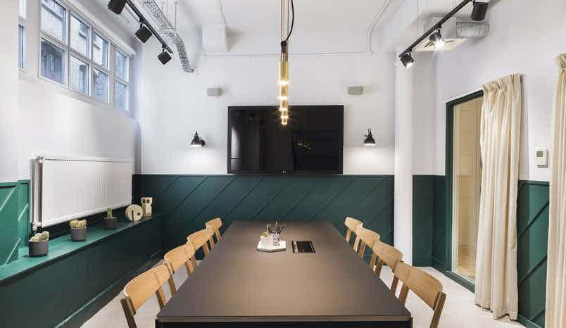 Meeting Room 4 , TOG, 24 Greville Street